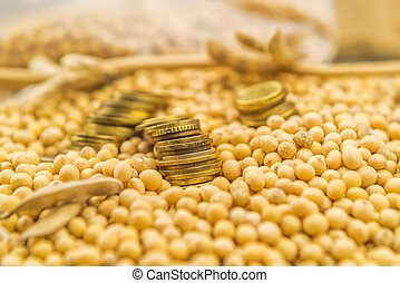 Profit from soybean cultivation - Making profit from soybean...
