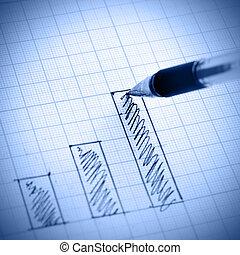 profit, graphique barre
