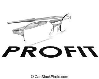 profit, spectacle