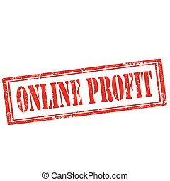 profit-stamp, online