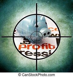 Profit target