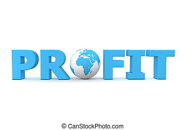 Profit World Blue