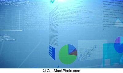 """profits"""", projection, """"financial, figures, augmenter, diagrammes"""