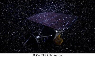 profond, mission espace, sonde, impact
