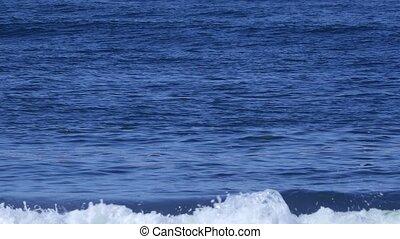 profond, océan bleu