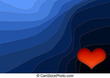 profondeur, amour