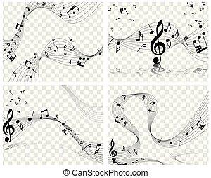 progetta, musicale