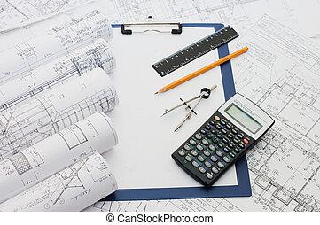 progetto, casa, appunti