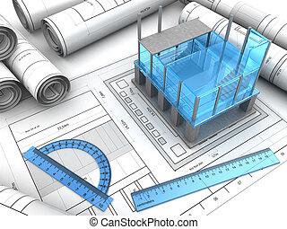 progetto costruzione