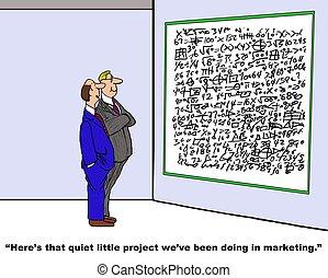 progetto, marketing