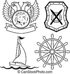 progetto serie, elementi, nautico