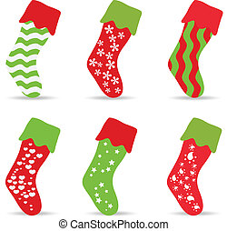 progetto serie, inverno, calzini
