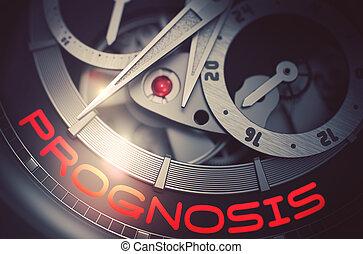 prognoza, pilnowanie, mechanism., nadgarstek, mechaniczny,...