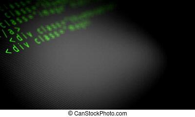 Program code HTML