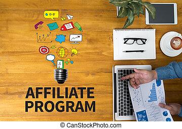 programa, affiliate
