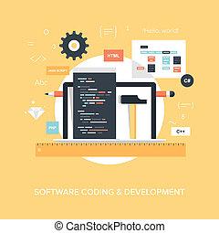 programm, coding.
