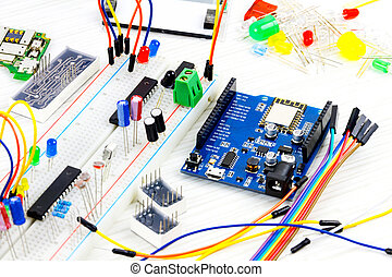 programmation, informatique, microélectronique