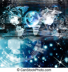 programmering, techniek, computers