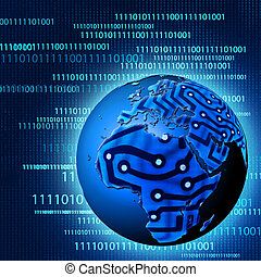 progress., resumen, global, fondos, tecnológico