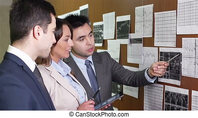 Progressive Planning - Experienced team planning their next...
