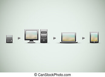 progresso, tecnológico