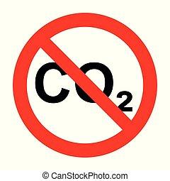 prohibition, signe, co2