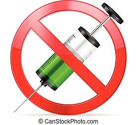 prohibition syringe