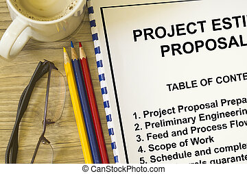 Project estimation and proposal
