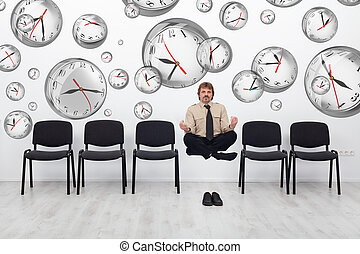 Project manager bending time to meet deadlines - Project...