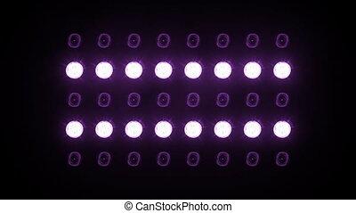 projecteurs, 96