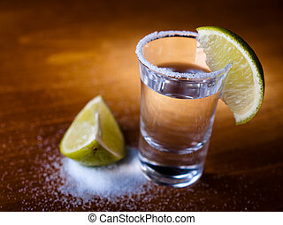 projectile tequila