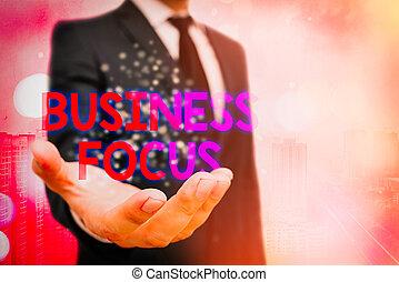 projection, attention, details., besoins, business, foyer., écriture, main, entiers, texte, conceptuel, client, photo, servir