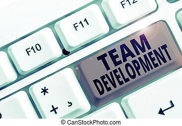 projection, business, groups., development., main, photo, ...