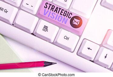 projection, business, vision., besoins, move., photo, stratégique, écriture, note, showcasing, direction, clarifies, organisation
