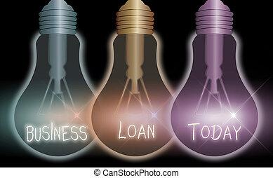 projection, debt., note, crédit, financier, business, écriture, loan., avances, hypothèque, assistance, showcasing, espèces, photo