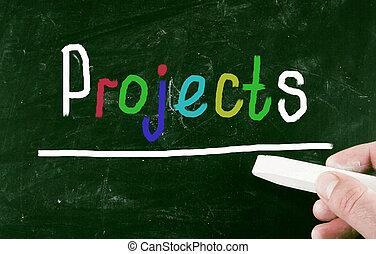 projects concept