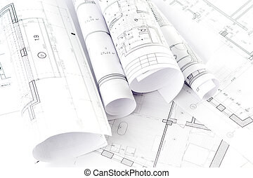 projekt, architektoniczny