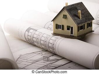 projekt, architektur