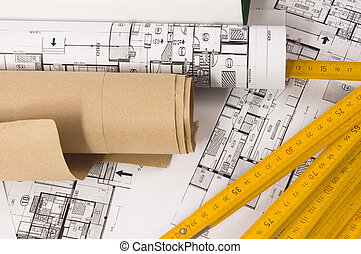 projekt, arkitektur