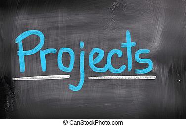 projekt, pojęcie