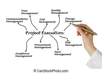 projekt, wykonanie