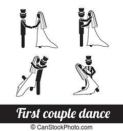 projektować, ślub