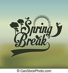 projektować, wiosna