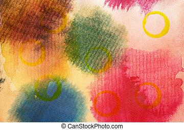 projektowany, tło, sztuka, abstrakcyjny
