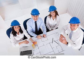 projet, architectes, fonctionnement