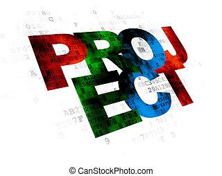 projet, concept:, finance, fond, numérique
