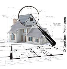 projet,  construction,  inspection