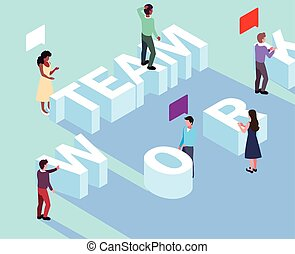 projet, gens, fonctionnement, méthode, brain-storming, analytic, équipe, groupe