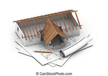 projet, logement