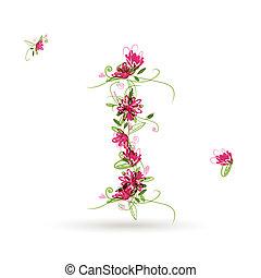 projeto floral, seu, letra